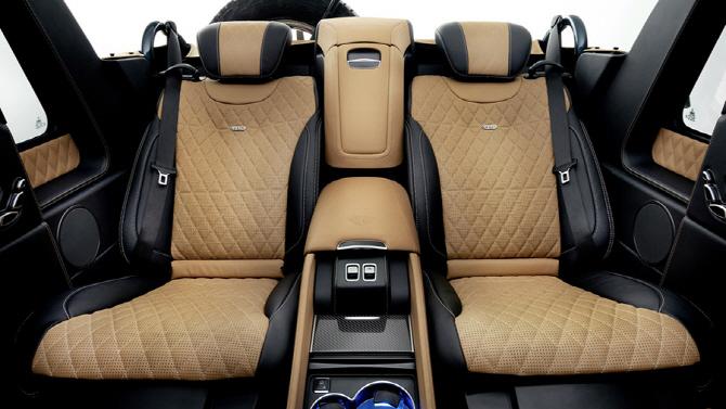 [제네바모터쇼] 메르세데스-마이바흐, 가장 호화스러운 SUV `G 650 랜들렛` 공개