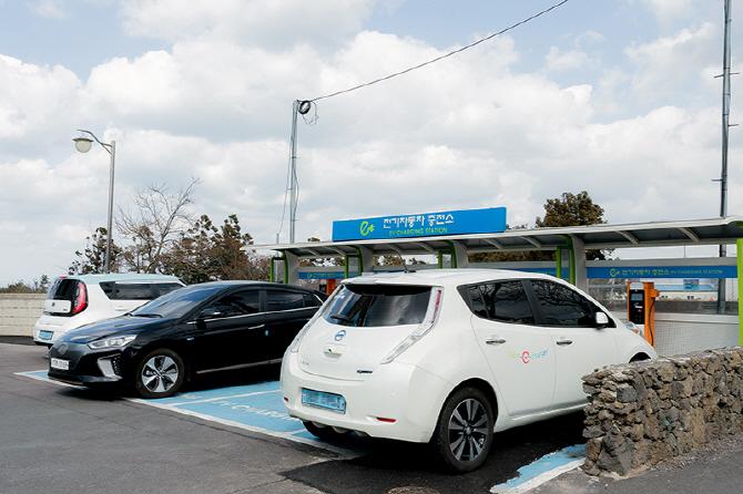 [2017 전기차엑스포] 전기차 인프라 확장의 주역, '한국전기차충전서비스'
