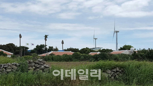 [포토]주형환 장관, `에너지자립섬` 가파도 방문
