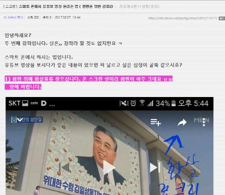 `탄핵무효 알리려 페북 배웠지`…SNS에 부는 태극기 바람