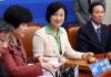 [포토]대통령 선거 D-50, '최고위 참석하는 더민주당 지도부'