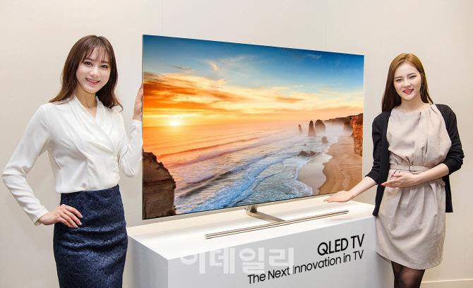 삼성전자 `QLED TV` 全 제품…프리미엄 UHD 인증