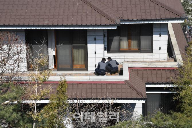 박 前 대통령 삼성동 자택 매각가는 얼마나 할까