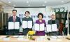 [포토]SF이노베이션, 한국부인회와 저탄소 문화 확산 업무협약 체결-3