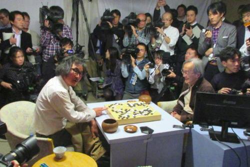 일본판 알파고 딥젠고, 한중일 바둑 고수에 도전장