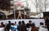 설원에서 펼쳐지는 비키니 패션쇼, `2017 레바논 스키&패션쇼` 개최