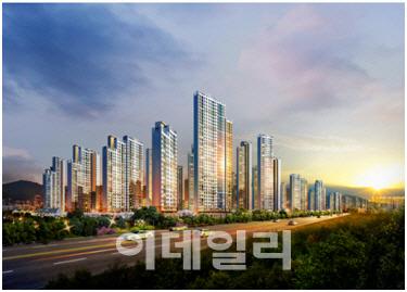 `남양주 뉴스테이 오메가시티` 23일 임차인 모집