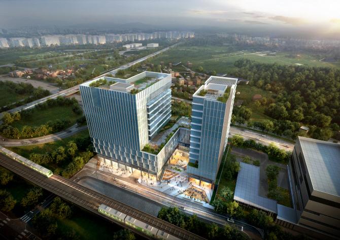 중랑 신내3지구에 12층 규모 지식산업센터 건립…2019년 상반기 완공