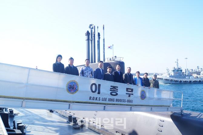 [기고]우리 손으로 만드는 `장보고-III`, 명품 잠수함의 비전을 품다
