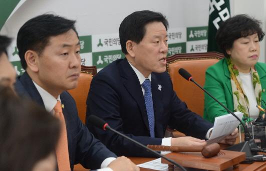 주승용 `檢, 박근혜 대통령 법과 원칙에 입각해 조사해야`