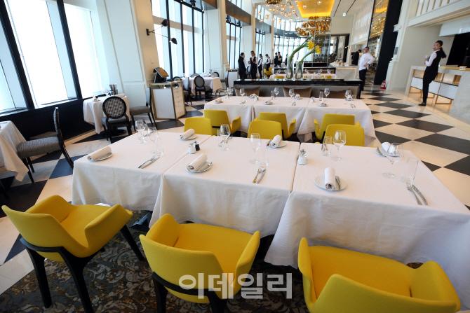 [포토]롯데월드타워 시그니엘 서울 `스테이`, `곧 오픈입니다`