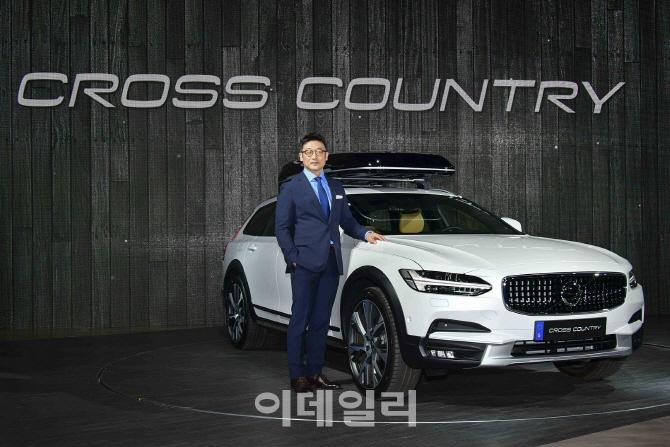 이윤모 볼보코리아 대표 `올해 6300대 판매 목표..20% 성장 기대`