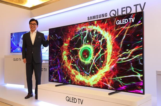 김현석 삼성電 사장 `QLED로 화질 논쟁 끝…새로운 가치 선사`