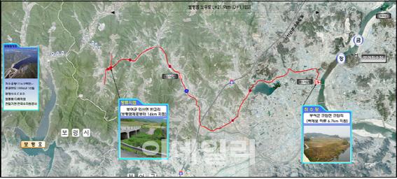 '보령댐' 저수량 계속 낮아져 '경계' 단계…금강 물 공급