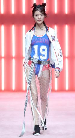 차이나 패션위크, Yu Xizi 컬렉션