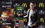 '시그니처 버거' 선보인 맥도날드