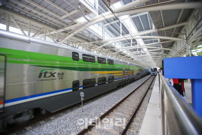 `용산-대전 구간` ITX-청춘 5월1일부터 운행 개시
