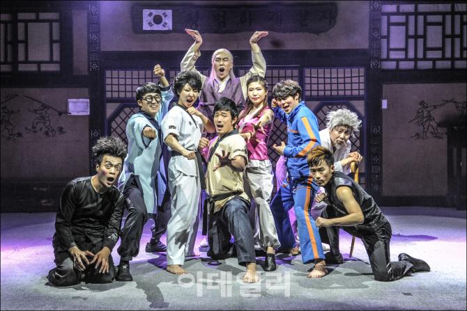 넌버벌 퍼포먼스 `점프` 장애인의 날 맞아 무료공연 개최
