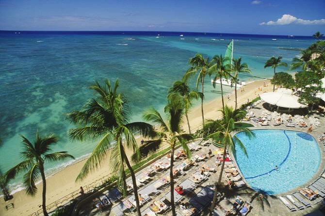 `신혼여행, 5박6일간 하와이·괌으로 가고싶어`