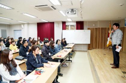 용인시, 민원응대 50개부서 친절교육