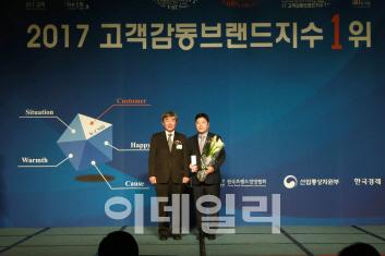 ADT캡스, 고객감동브랜드지수 보안서비스 부분 4년 연속 1위