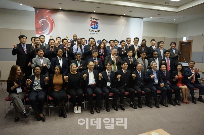 우수 조달기업들, '나라장터 엑스포'서 글로벌 수출 성과