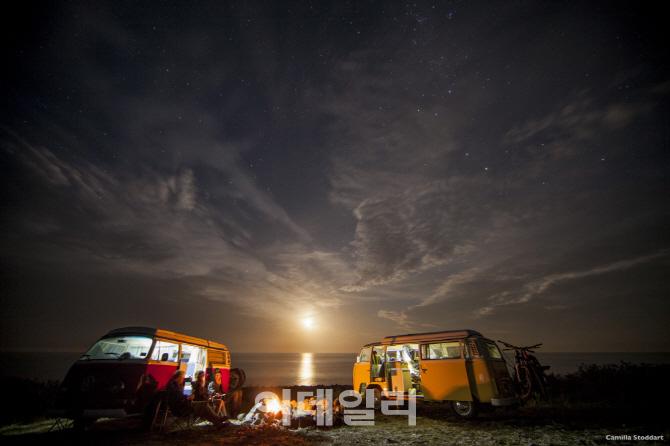 [뉴질랜드②] 자연과 하나가 되는 순간을 즐기는 '캠퍼밴 여행'