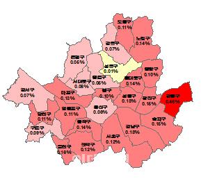 불붙은 재건축 기대감…서울 아파트 매맷값 한주간 0.13%↑