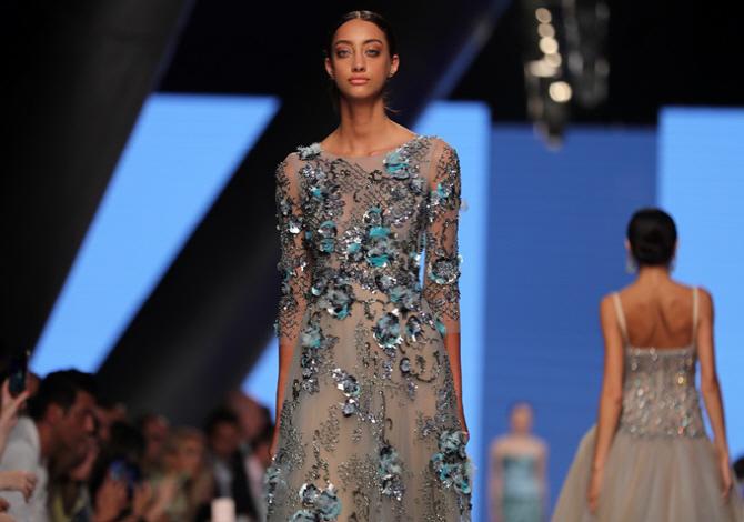[포토]아랍 패션위크, `묘한 매력`