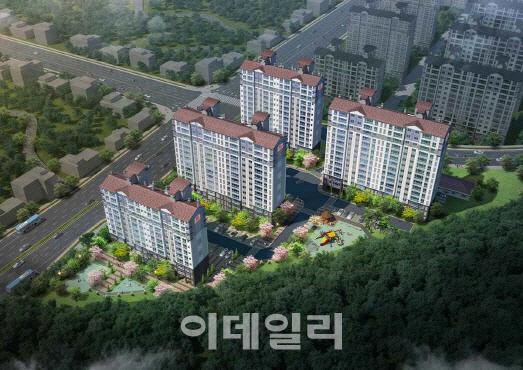 부영, 여수웅천 `사랑으로` 공공임대 218가구 공급