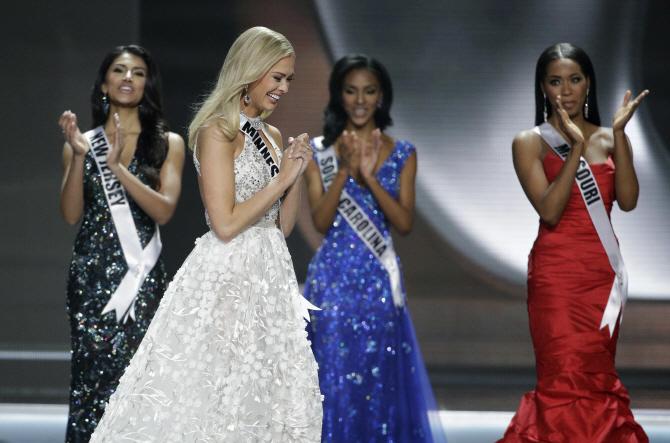 [포토]2017 미스 USA 선발대회 `박수`
