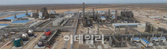 현대엔지니어링 투르크 공사현장에 글로벌 석유화학업계 발길