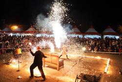 춘천마임축제-빌보바쏘