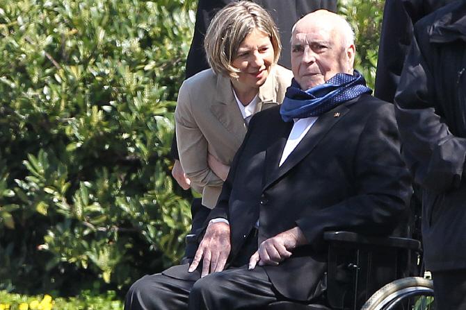 獨 통일 일궈낸 헬무트 前 총리, 87세 나이로 타계