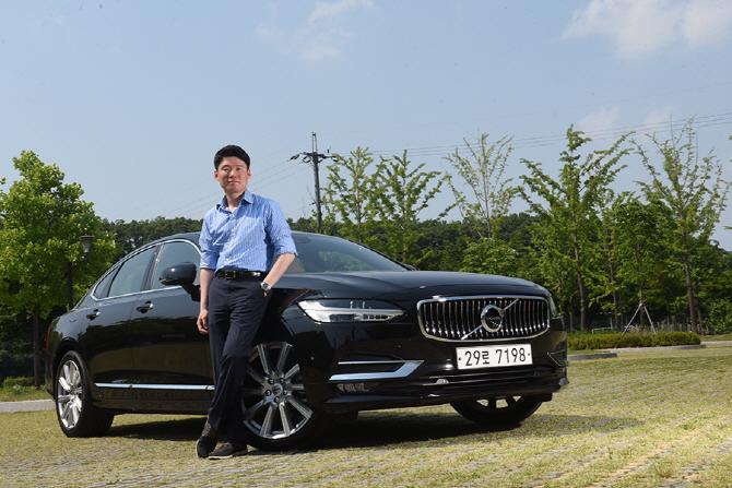 강상구 변호사의 볼보 S90 D4 시승기 - 벤츠 오너도 만족한 볼보의 감성