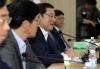 [포토]일자리위-경총 간담회서 발언하는 박병원 회장
