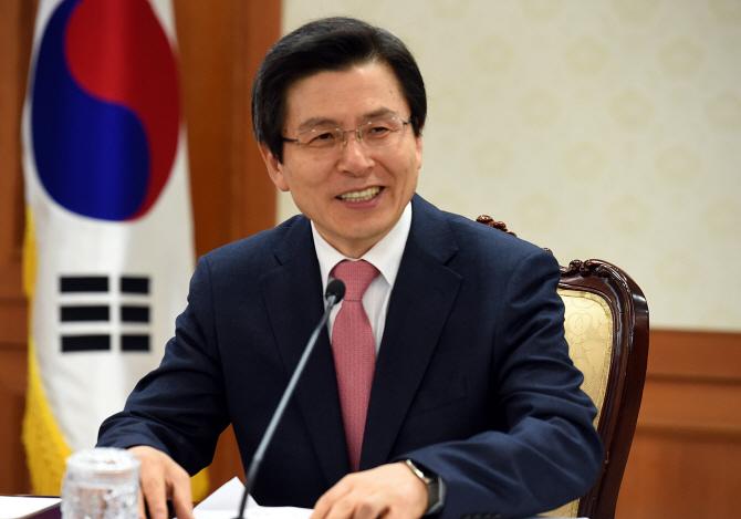 `외교·안보에는 실험 없다`..문정인 정면비판한 황교안