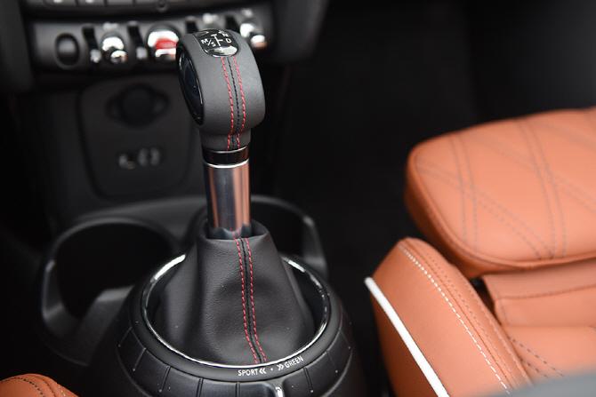 미니 쿠퍼 S 컨버터블 시승기 - 미니, S 그리고 오픈 에어링의 조합
