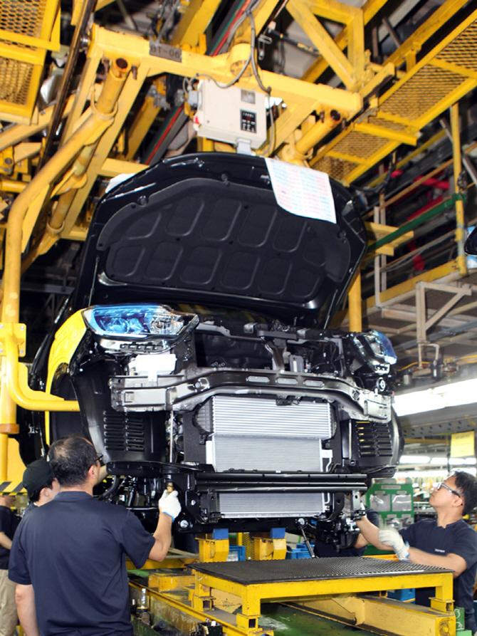 티볼리 그리고 G4 렉스턴, '쌍용자동차'의 희망을 잇는 평택 공장을 가다
