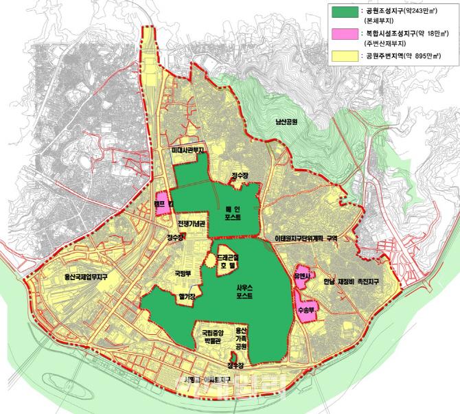 평택으로 떠난 미군기지.. 용산공원 개발 어떻게 진행되나?