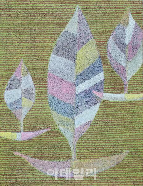 [e갤러리] 방랑화가의 산수몽 싣고…한생곤 `나뭇잎 배`