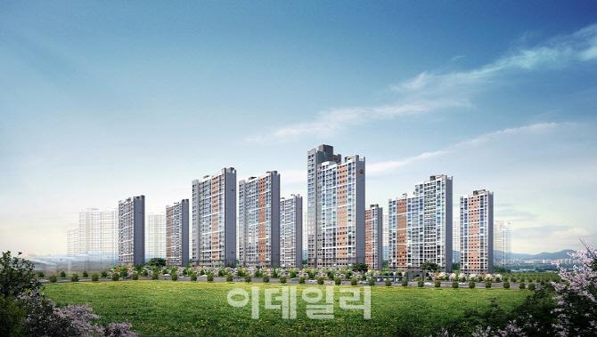 우미건설, `전주 효천지구 우미린 2차` 8월 분양