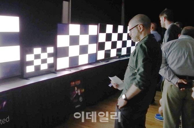 LG 올레드 TV, 美-英 성능 평가 1위..전분야 왕좌 올라