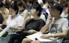 [포토]'집중하는 수험생과 학부모들'