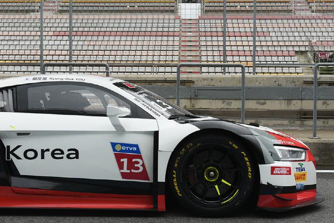 [단독 인터뷰] 아우디 스포트 커스터머 레이싱 아시아 마틴 쿨 총괄 `아우디 GT4 시리즈 론칭할 것...