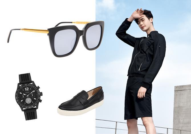 여름에도 `블랙` 사랑은 계속된다…`시크함 높여줄 블랙 패션`