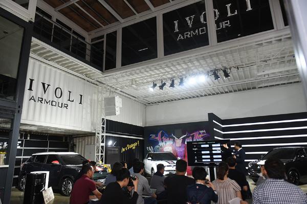 치열해지는 소형 SUV 시장을 위한 선택, '쌍용자동차 티볼리 아머' 출시 현장 스케치