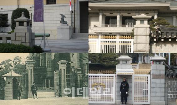 靑, 조선총독부와 유사한 '청와대 정문' 철거 신중 검토