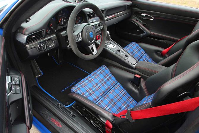 스피드아트, 480마력의 포르쉐 911 카레라 S 공개