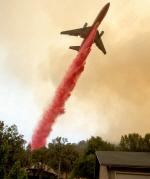 美캘리포니아 산불